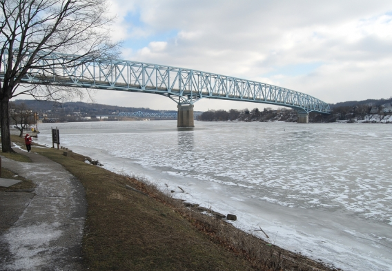 Ohio River in Beaver County, PA / photo: flickr.com/rblood (CC BY-NC-ND 2.0)