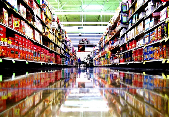 Grocery store, photo: flickr.com/1flatworld (CC BY-NC-ND 2.0)