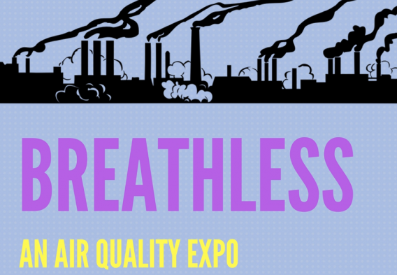 Breathless - an Air Qualiy Expo