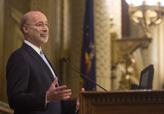 Governor Tom Wolf / flickr.com CC