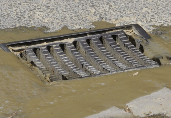 Stormwater runoff. Photo credit: bibiphoto / Shutterstock