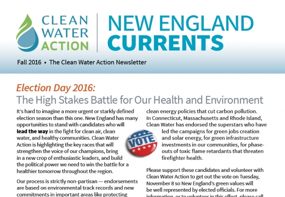 New England Currents - Fall 2016