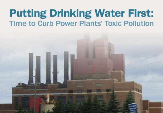 Putting Drinking Water First #1