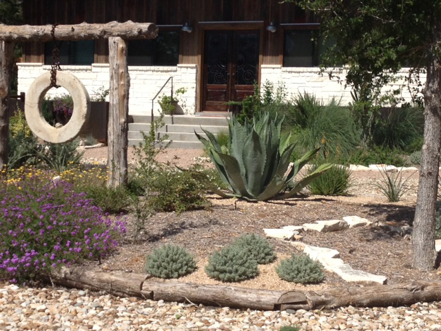 xeriscape styles for texas
